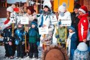 «Фестиваль зимних видов спорта» в «Алых парусах»