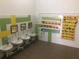 туалетная комната, уголок гигиены, стаканчики для полоскания рта.jpg